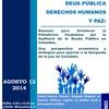 AFICHE CONVOCATORIA - FORO EN LA USB (2). Medellin